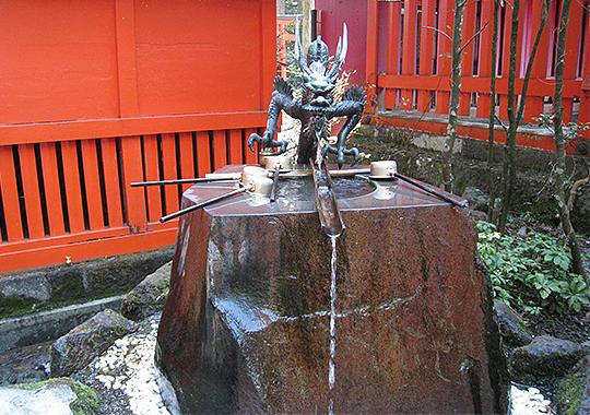 箱根神社様